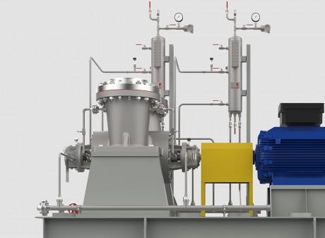 Насосы для нефтепродуктов и нефтехимии